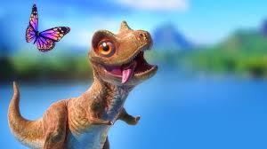 dinosaur animation cartoon for children pangea movie trailer