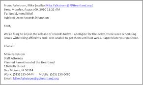sample letter after interview no response sample rejection letter