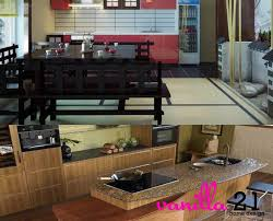 japanese style kitchen design vanilla 21