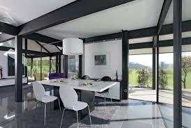 esszimmer modern weiss esszimmer modern einrichten möbel farben deko wählen