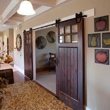 How To Make A Sliding Barn Door by Home Dzine Home Diy Diy Barn Style Sliding Door