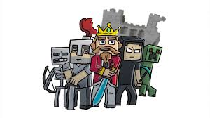 captainsparklez minecraft minecraft art