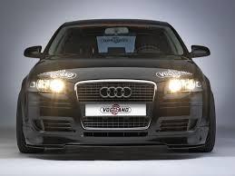 audi headlights 2006 audi a3 sportback by vogtland front headlights 1280x960