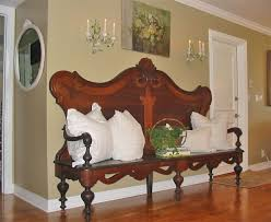 Antique Headboard And Footboard 32 New Upcycled Diy Ideas For Old Headboards