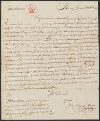 old writing paper template alexander hamilton s papers now online at the library of congress an early letter written when hamilton was 12 years old note the curlicued signature