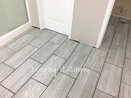 Can You Install Tile Over Laminate Flooring Tips On How To Install Tile Flooring In A Bathroom With Ridgemont