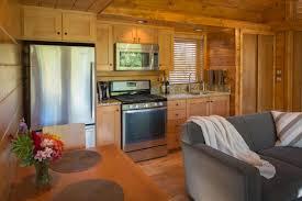 tiny cabin charming tiny cabin vacation home idesignarch interior design
