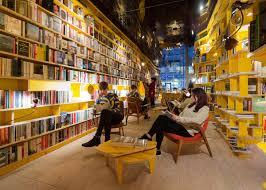libreria u0027 bookstore explores u0027reading matters u0027 with real material