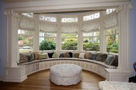 Bay Window Bench Ideas Bay Window Seat Cushion Ideas