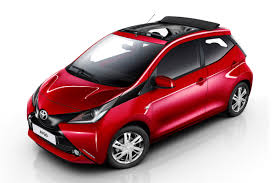 aygo new convertible option for toyota aygo carbuyer