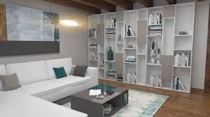 ladario a faretti illuminazione sala a led design per la casa idee per interni