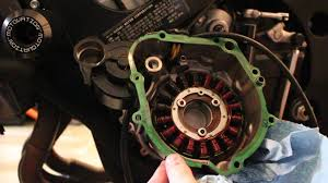 how to replace a stator on a suzuki gsxr 600 06 07 08 09 u002715 youtube
