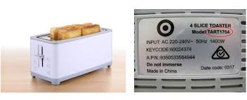 Target Toasters 4 Slice Target Recalls Common Kitchen Item Amid Fears It Could Explode