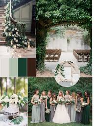 wedding planner boston mood board monday 10 green wedding inspiration the things
