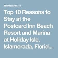 Top 10 Beach Bars In The World World Famous Tiki Bar Islamorada Florida Keys Postcard Inn Beach