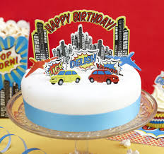 bright superhero birthday party cake toppers australia u0027s 1