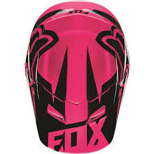 motocross youth helmets fox racing 2016 girls youth v1 race helmet pink available at