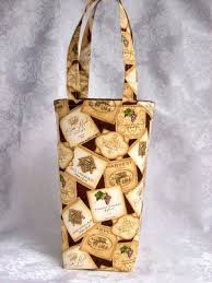 Wine As A Gift Handcrafted Insulated Specialty Lunch Totes Sacs U0026 Wine Totes Bags