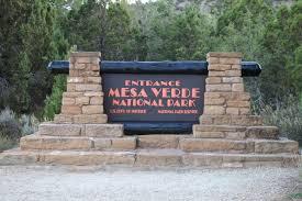 Mesa Verde Map August 30 2016 U2013 Mesa Verde National Park Colorado