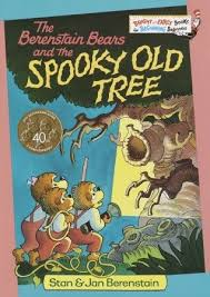 berenstein bears books the berenstain bears and the spooky tree by stan berenstain