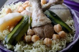recettes cuisine alg駻ienne rechta algéroise cuisine algérienne les joyaux de sherazade