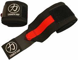 strength shop zeus wrist wraps