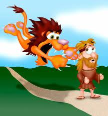 mr biblehead samson the lion and the wedding judges 14