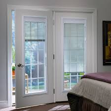 odl enclosed blinds built in door window treatments for entry