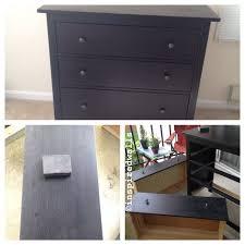 how to paint a hemnes dresser bedroom pinterest hemnes