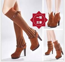 womens boots types 2015 fashion autumn boots shoes high heel platform