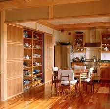 Japanese Kitchens Japanese Kitchen Interior Of Natural Wood Kitchens U0026 Pantries