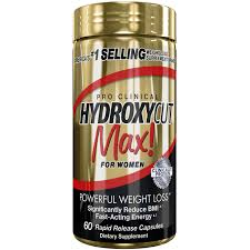 pro clinical hydroxycut max for women weight loss supplement