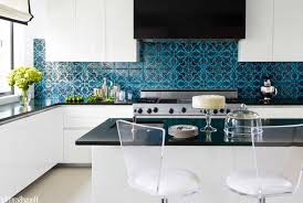 diy kitchen countertop ideas sage green color wooden cabinets blue