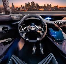 lexus is hybrid quattroruote lexus ux concept 2017 se liga neste painel é a aposta da lexus