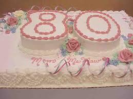 grandmother u0027s 80th birthday any ideas anyone cakecentral com