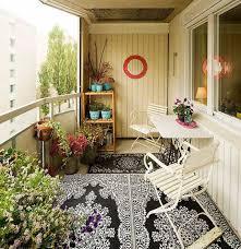 Apartment Patio Decorating Ideas by Pvblik Com Decor Balkon Gestalten