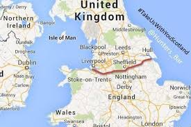 Durham England Map by Petition Calls For North To Abandon London Driven England And Join