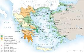 prima guerra persiana la nascita della lega di delo dopo la seconda guerra perisana