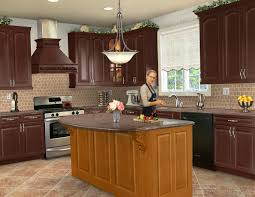 modern contemporary style of design ideas in luxury kitchen with