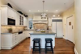 Oven Backsplash Kitchen With Decorative Oven Backsplash Stock Image Image Of
