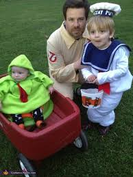Halloween Costumes Ghostbusters Ghostbusters Family Costume Ghostbuster Stay Puft Marshmallow