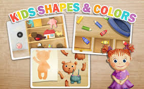 kids shapes u0026 colors preschool android apps on google play