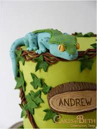 16 best gecko cake images on pinterest lizard cake 16th