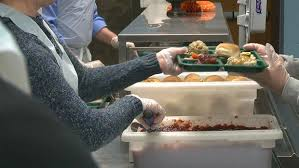 fargo s salvation army hosts early thanksgiving meal wday