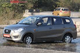 mpv car 7 seater datsun go plus review petrol mpv for family