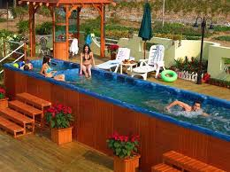 Backyard Pools Prices Best 25 Swim Spa Prices Ideas On Pinterest Swimming Pool Prices