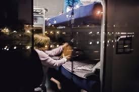 intercit de nuit siege inclinable transports mise en sommeil des trains de nuit l humanité