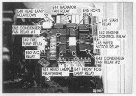 2003 hyundai santa fe radiator hyundai radiator fan relay location questions answers with