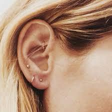 ear piercing hoop jewels gold hoop earrings hoop earrings rook piercing rook