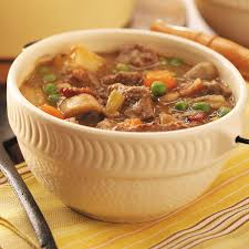 irish beef stew recipe taste of home